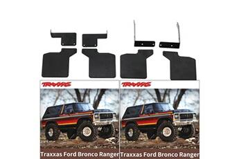 Accessoires pour la voiture Generic 1/10 rc traxxas trx-4 ford bronco ranger djc-9079 mud flaps rubber fender car813