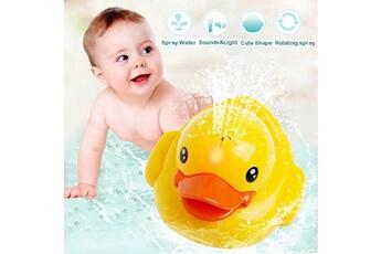 Jouet de bain Generic Drôle faire pivoter pulvériser de l'eau de canard de bain enfant en bas âge partie piscine jouets pour enfants cadeaux 110