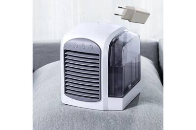 Alimentation Electrique Aucune Portable Mini Air Conditionne Ventilateur Refrigerateur Menage Bureau Refroidisseur D 39 Air Darty