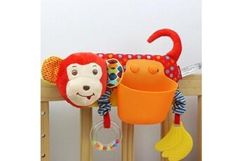 Jouets éducatifs Generic Poussette de rangement pour bébé jouets éducatifs
