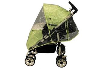 Accessoire poussette LOOPING Habillage de pluie universel