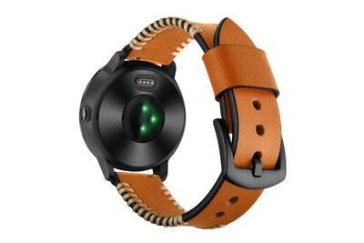 bracelet cuir vivoactive 3