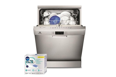 Lave-vaisselle posable ESF5513lOX