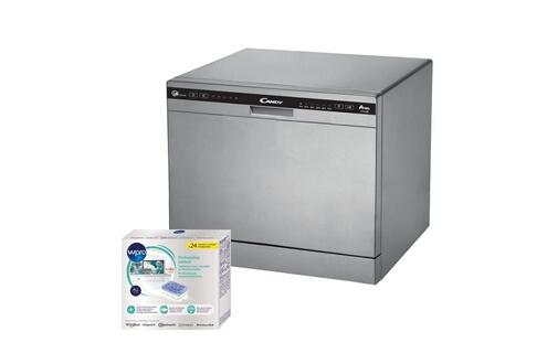 Mini lave-vaisselle posable CDCP6/e-s
