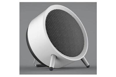 Radiateur électrique Honeywell Radiateur soufflant céramique design blanc 1500w chauffage d'appoint électrique hce200we4