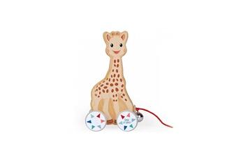 Jouets premier âge Juratoys-janod Jouer a promener sophie la girafe