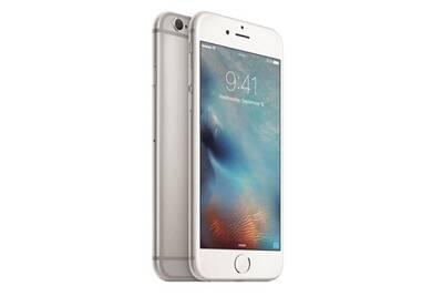 iphone apple iphone 6s 64go argent darty