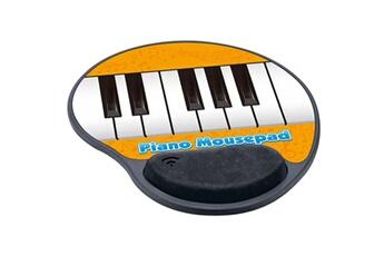 Jouets éducatifs Generic Jouez le piano jingle keys pattern music mouse pad electric toy gift @suoupasora7963