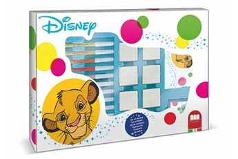 Jeux ludo éducatifs Disney Coffret maxi box roi lion