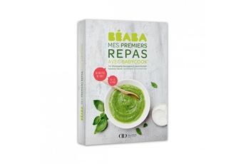 Mixeur cuiseur Beaba Livre recettes - mes premiers repas