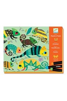 Peinture et dessin Djeco Djeco - jungle colorée *