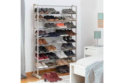 Petit Meuble Shop Story Meuble Range Chaussures 45 50 Paires Darty