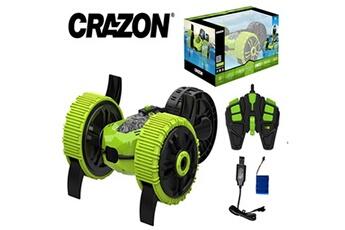 Véhicules radiocommandés Generic Crazon rc télécommande voiture terre eau convertible rc voiture bateau rc jouet bt429