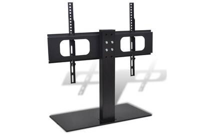 Meuble Tv Helloshop26 Support Tv Sur Pied 32 70 Pouces Lcd Plasma Meuble Helloshop26 2502008 Darty