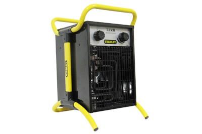 Chauffage infrarouge STANLEY Chauffage gã©nã©rateur d'air chaud ã©lectrique 15-20m 2kw stanley st02