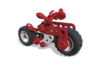 Véhicules miniatures Marque Generique Vehicule a construire - engin terrestre a construire junior super motos 3 modeles en 1 - jeu de construction