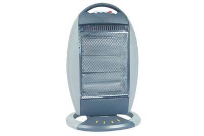 Radiateur électrique Marque Generique Radiateur electrique fixe chauffage radiant halogene 1200w
