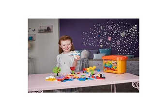 Véhicules miniatures Mattel Vehicule a construire - engin terrestre a construire mega bloks - mega bloks mega construx kid builders bulk tub ? Small - 4 ans et +