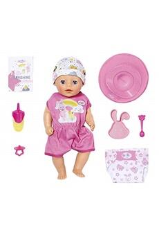 Poupées Zapf Creation Zapf creation 827321 - baby born soft touch petite fille 36 cm