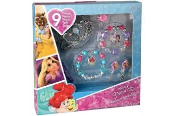 Accessoires de déguisement GENERIQUE Bijoux deguisement taldec - t16680 - disney princesses, petit set bijoux 9 pieces