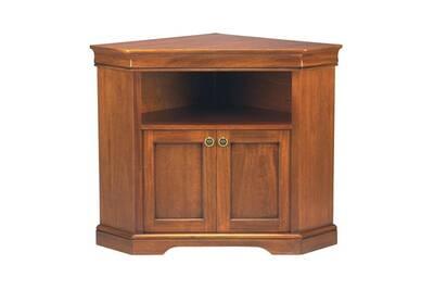 meuble tv d angle 2 portes penelope l 96 x l 67 x h 79 neuf