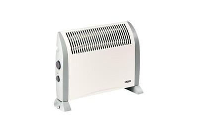 Radiateur bain d'huile Supra Convecteur mobile - diffuseur quickmix - 2 allures - thermostat - chauffage quickmix21500