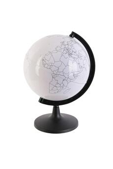 Jeux ludo éducatifs Jeux 2 Momes Jouet éducatif - globe terrestre rotatif à colorier