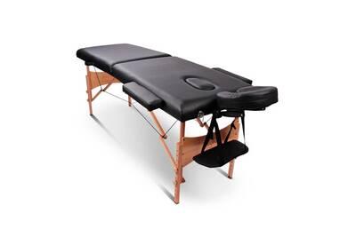 Table De Massage Pliante Tdm102 Avec Housse De Transport De Yoghi