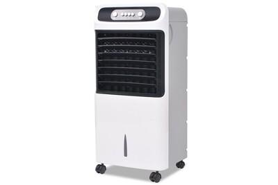 Climatiseur mobile GENERIQUE Chauffage et climatisation categorie mascate refroidisseur d'air mobile 80 w 12 l 496 m³ / h