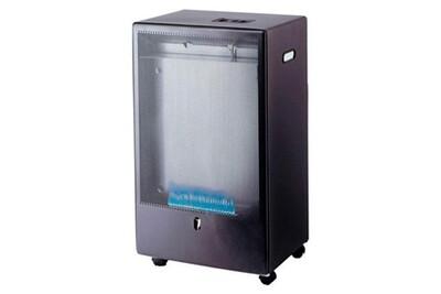 Porte-clés Dealmarche Chauffage à gaz vitrokitchen bf4200 4200w noir