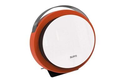 Radiateur électrique Supra Soufflant electrique design bureau salon chambre sdb chauffage 2000w