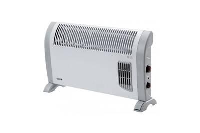 Radiateur bain d'huile Supra Convecteur mobile 2000w avec fonction turbo chauffage bureau salon chambre 40m2