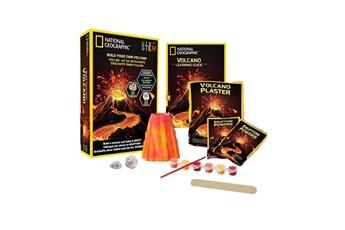 Jeux ludo éducatifs Bandai Kit de decouverte volcan national geographic