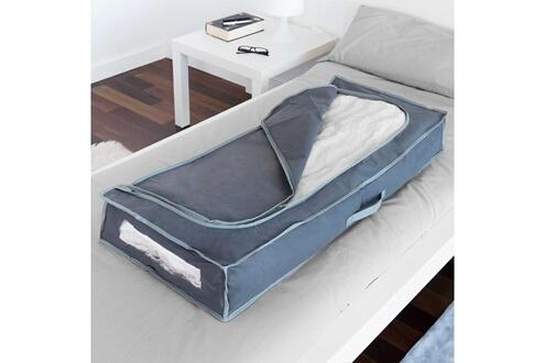 Euroweb Housse en polyester à fermeture éclair pour vêtements - housse de rangement de la maison