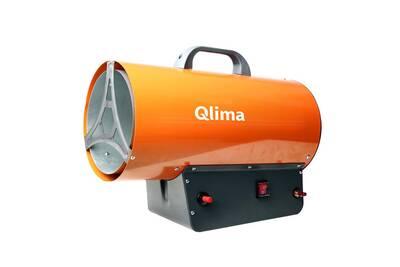 Chauffage à pétrole / gaz Qlima Générateur d'air chaud moteur à gaz 30 kw gfa1030e