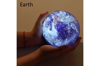Veilleuse Yokuli Planet magic projecteur earth universe led lumières colorées etoiles rotantes enfants bébé cadeaux de noël