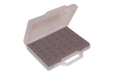 Accessoires chauffage central Diff Mallette pour 30 gicleurs - malette transparente pour gicleurs (pour 30 gicleurs)