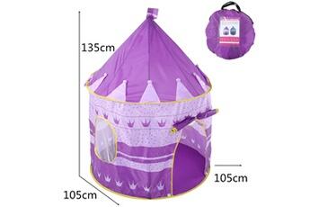 Jouets éducatifs Generic Enfants pliant enfants playhouse princess tunnel de tente intérieur / extérieur pour garçons filles bt1022