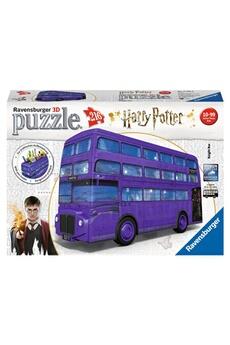 Boite à musique RAVENSBURGER Ravensburger - puzzle 3d magicobus / harry potter