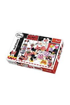 Puzzles Imagin Puzzle minnie journée shopping - + 4 ans - 60 pièces