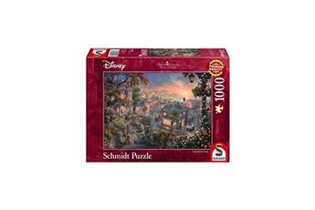Puzzles Schmidt Spiele Disney puzzle lady and the tramp - 1000 pieces