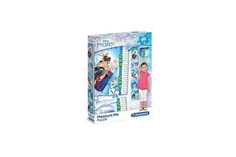 Puzzles CLEMENTONI La reine des neiges puzzle toise 30 pieces - puzzle pour mesurer votre enfant