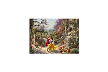 Puzzles Schmidt Spiele Disney puzzle blanche-neige danse avec le prince - 1000 pieces