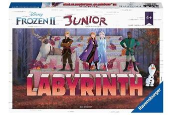 Jeux en famille RAVENSBURGER Ravensburger - labyrinthe junior - reine des neige 2