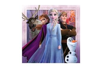 Puzzles RAVENSBURGER Puzzles 3x49 p - le voyage commence / disney la reine des neiges 2