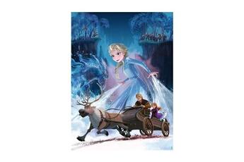 Puzzles RAVENSBURGER Puzzle 200 p xxl - la foret mysterieuse / disney la reine des neiges 2