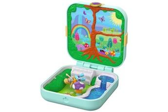 Poupées Polly Pocket Playset polly pocket la forêt enchantée de polly