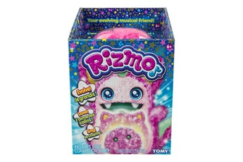 Peluches Tomy Peluche interactive tomy rizmo berry