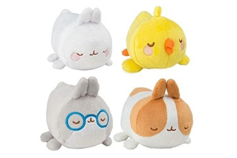 Peluches Tomy Peluche tomy molang empilables 7 cm