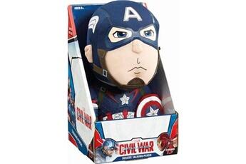 Peluches Funko Peluche parlante captain america marvel civil war underground toys medium